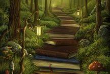 Book Fantasy / by Tim Bryson