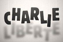 Je suis CHARLIE / Je suis CHARLIE - Support for CHARLIE HEBDO. #jesuischarlie