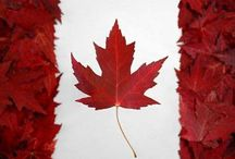 I am Canadian /  My upbringing in Canada made me the person I am.                     I will always be proud to be a Canadian ~ Jim Carrey   / by Yanci Pence
