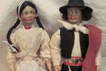 190 Folk Dolls / Folk. Americana. Primatives. Dolls from different cultures/ethnicities/countries. ALSO see my boards Dolls: Native American; Kokeshi; Matryoshka.