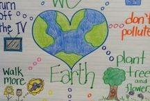 ekologie pro děti / pokusy,třídění odpadu