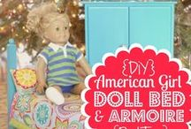 199 Doll Furniture & Project Ideas / Doll Furniture/Project Ideas for all kinds of dolls. Beds, bedding, vanity, cradle/crib, end table, chairs, day beds, nightstand, wardrobe, sleeping bags, etc.