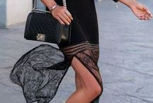Leather & Lace... / by M Byrne
