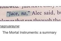 #ShadowHunterIt / All the stories are true...