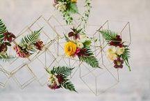 MWF | Hanging Florals