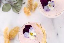 My Wedding Style | Edible flowers