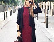 #JustFabStyle / Bloggers, Moda. Inspiración