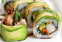 Eat well.  / Recipes- vegetarian & pescatarian  / by Amanda Asel