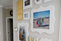Murs de photos / by Annie BStudio