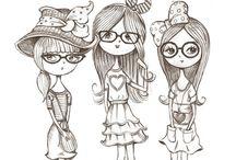 J'aime...! / by Annie BStudio