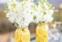 Party food and decor / by Carrie Jones
