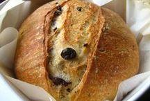 All kinds of Bread / by Kathy Aartsen