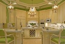 Kitchen ideas / Might as well dream big / by Sally Jardon