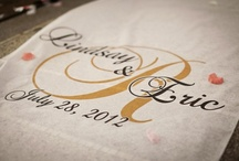 Our Wedding Products & Portfolio / Wedding Decorations and other inspirational design elements