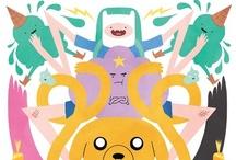 characters | ˈkarəktəs | / Character Designs