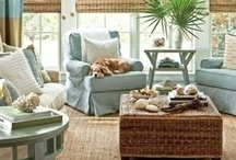 My Place-Beach House Chic / A place to Live.  Love.  Laugh.