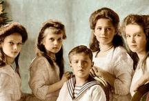 Romanovs / by Adriana Cufre