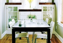 Decor: Dining / Don't forget to check out my other decor boards!  / by KellyAnn Carpentier