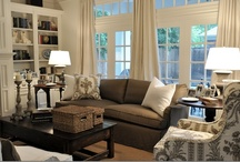 Decor: Living Room (Casual) / Don't forget to check out my other decor boards!  / by KellyAnn Carpentier