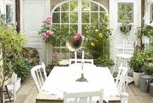 Decor: Conservatory / Solarium / Don't forget to check out my other decor boards!  / by KellyAnn Carpentier