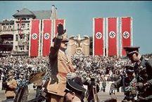 SEGUNDA GUERRA MUNDIAL: NAZISMO-HOLOCAUSTO Y OTROS / by Kamiheska Vargas