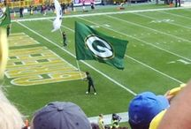 Go Pack Go.!! / by Sally Welter