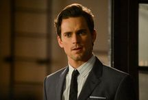Matt Bomer / white collar / so perfect he gets a board to himself ;)  / by Amber Nicole Solomito
