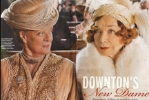 Love Downton Abbey / by Sally Welter