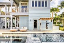 House inspiration / Inspiration for a new dream house / by Melanie Lang