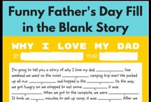 Father's Day / Father's Day, Father's Day gifts,  Father's Day ideas, Dad
