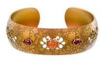 Jewelry: Bracelets / by Anne Sewell