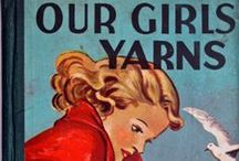 I Say, Bunty! / Vintage fiction for girls. / by Violet Crumble