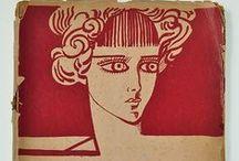 More Vintage Books /  Vintage book collection, Part II.