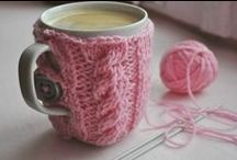 Knitting & Crochet Inspiration / Some Sweet Things to Try.