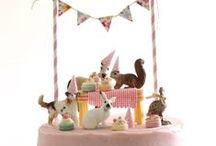 Children's Party Inspiration / Beautiful Party Ideas for Children...