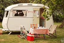 I {Heart} Caravans / Dream Decorating Inspiration for Vintage Style Caravans...