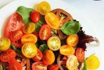 Scrummy Salads