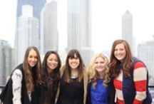 WCBC Bloggers / Pins from our blogging community / by Windy City Bloggers