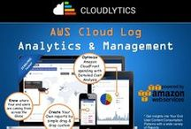 All about Cloudlytics / This Board will contain images of Cloudlytics - A SaaS product by BlazeClan that Helps you analyze all your S3 & CloudFront Logs.