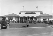 Historical Hyatt Hotel Canberra / A look back at the history of Hotel with photos from the last 90 years. / by Hyatt Hotel Canberra