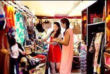 Inside a Mobile Boutique (Fashion Truck) / Mobile Boutiques aka Fashion truck interiors.