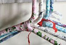 Hanger Love / Unique Hangers | Hooks / by Find a Fashion Truck