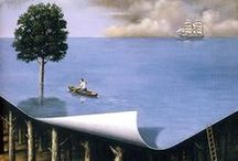 Inspirational Surrealism / Some the inspirational and fascinating surreal art, design, and film we've found on the web