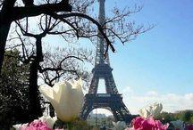 While in Paris...