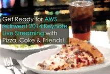 AWS re:Invent / Cloudlytics presence at AWS re:Invent