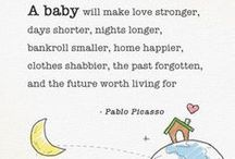 Parenting - Laughs and Encouragement / Parenting quotes and sayings, both funny and encouraging.