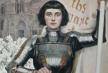 Jeanne d'Arc / by Dawn Champley