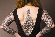 Tatoos lindas e criativas