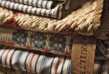Textiles / Antique Linen, Lace, Quilts both old and new, Tablecloths, Napkins