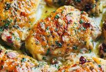 Recipes to Try-Chicken
